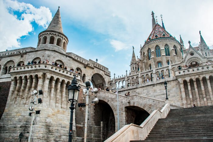Guide To Fisherman S Bastion Budapest Connection