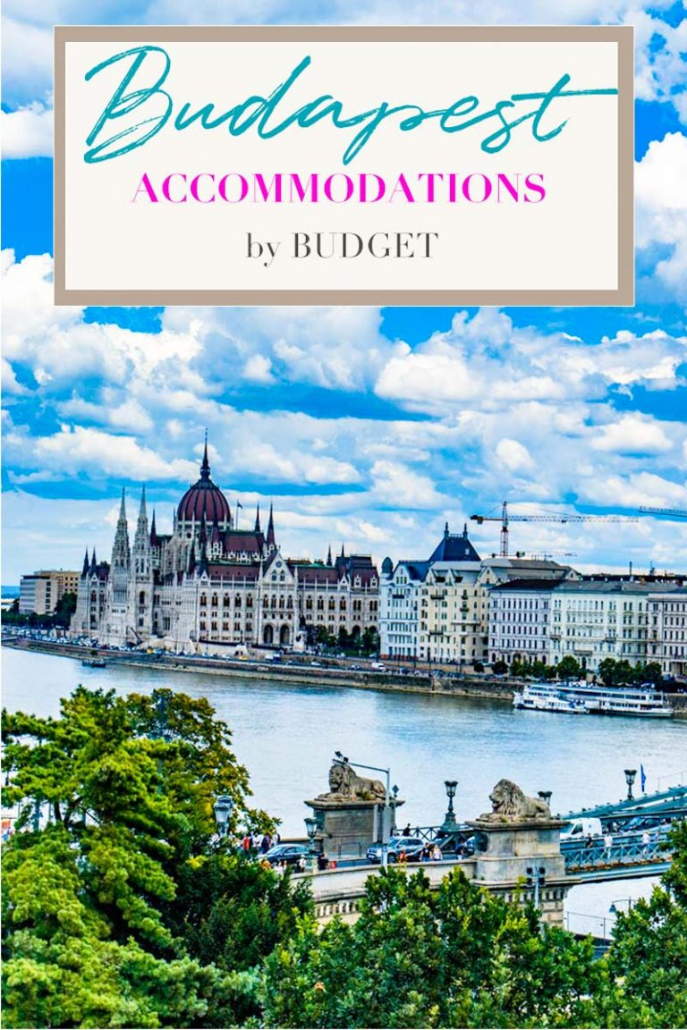 Budapest accommodation_budget