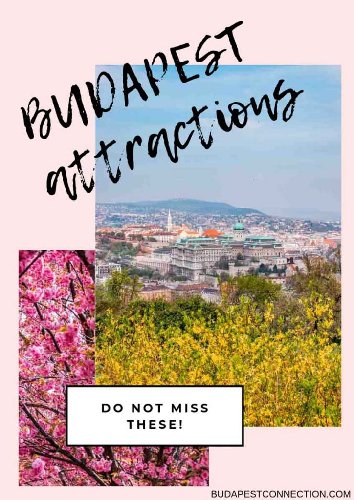 Budapest Attractions - how to spend one day in Budapest
