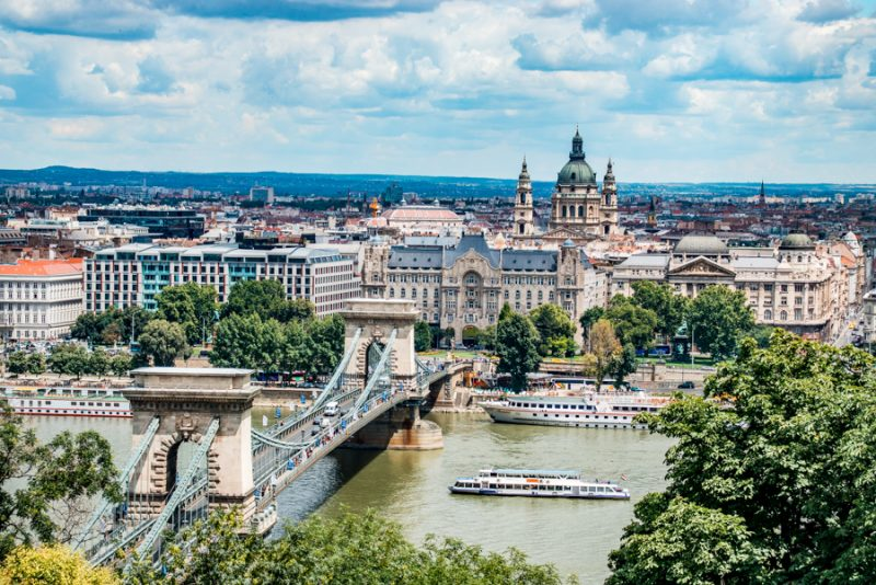 World Heritage Sites in Budapest