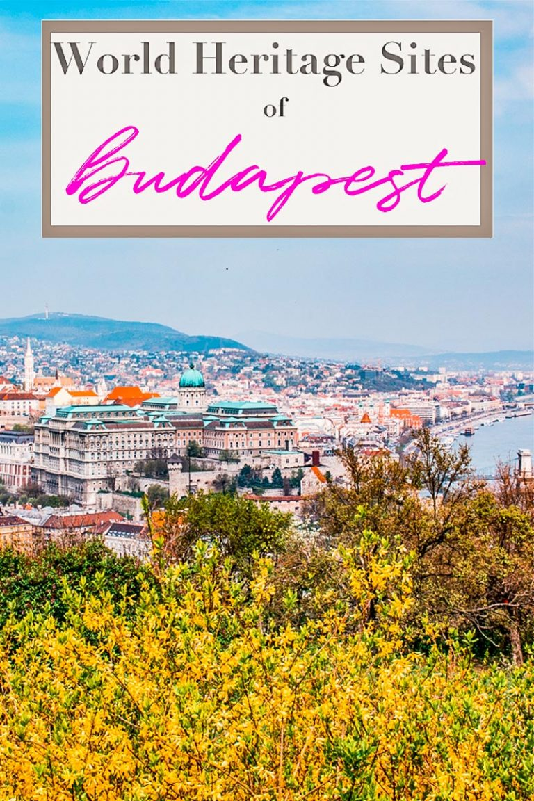 world heritage sites Budapest