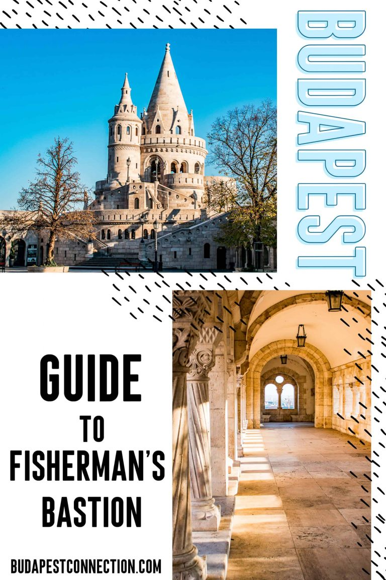 Guide to Fisherman's Bastion