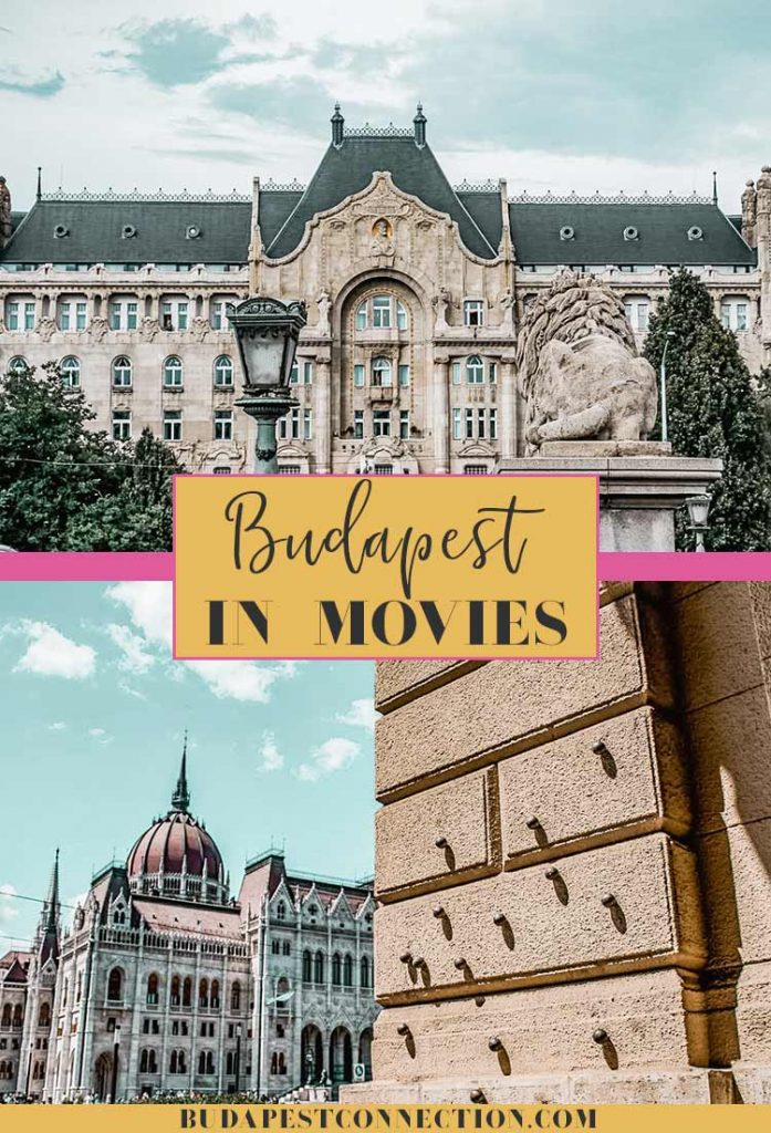 Budapest in movies