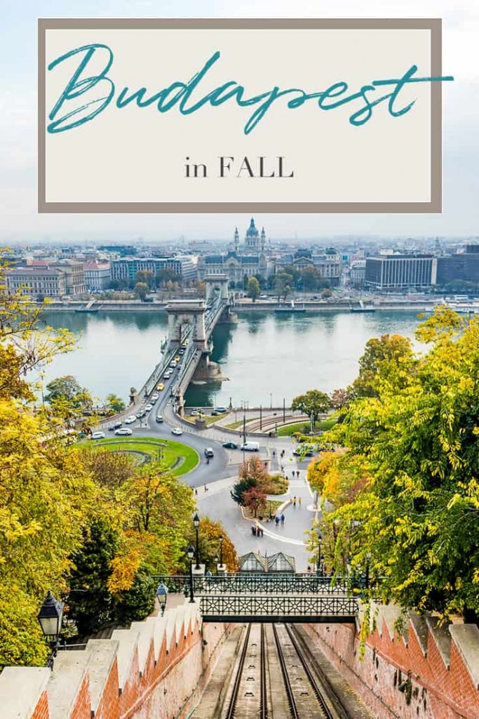 Budapest in fall
