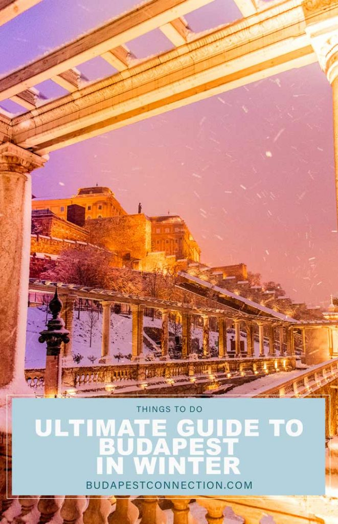 Things to do in Budapest in winter